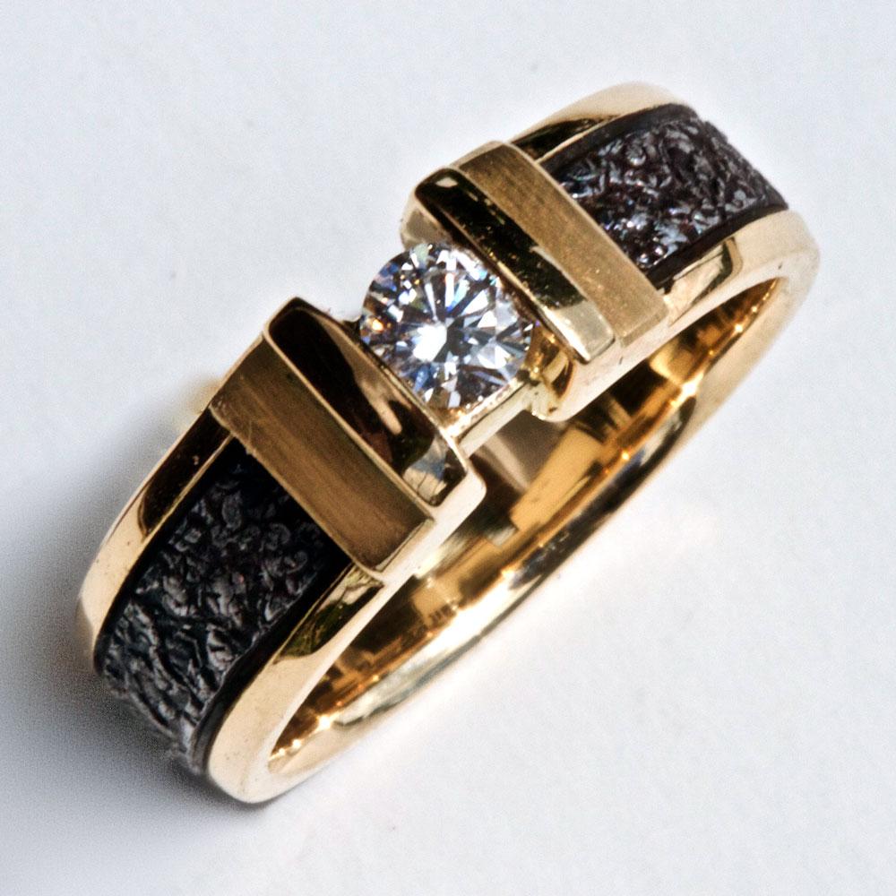 diamond-gold-silver